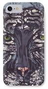 Tiger IPhone Case by Kay Shaffer