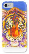 Tiger IPhone Case by Stephen Anderson