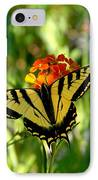 Tiger Tail Beauty IPhone Case