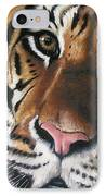 Tigger IPhone Case by Barbara Keith
