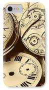 Timepieces IPhone Case by John Short