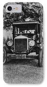 Tin Lizzy - Ford Model T IPhone Case