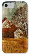 Tired IPhone Case by Lois Bryan