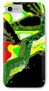 To Them It Was Perfectly Ordinary IPhone Case by Eikoni Images