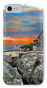 Top Of Table Mountain IPhone Case