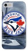 Toronto Blue Jays Mlb Baseball IPhone Case