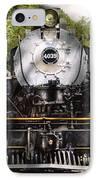 Train - Engine - 4039 American Locomotive Company  IPhone Case