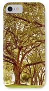 Tranquility IPhone Case by Adele Moscaritolo