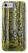 Trees For The Forest IPhone Case by Jennifer Grover