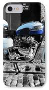Triumph Bonneville T120 IPhone Case