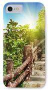 Tropical Garden IPhone Case by MotHaiBaPhoto Prints