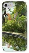 Tropical Mirror IPhone Case