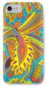 Tropical Sizzle IPhone Case