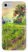 Troy's Memories IPhone Case by Kathy Braud