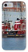 Tugs At Rest IPhone Case