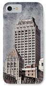 Tulsa Art Deco I IPhone Case by Tamyra Ayles
