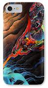 Turn The Light On IPhone Case by Steve Griffith