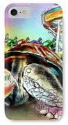 Turtle Slide IPhone Case