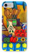 Tuscany Delights IPhone Case
