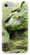 Two Alligators IPhone Case