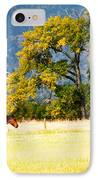 Two Horses IPhone Case