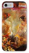 Two Nudes  IPhone Case