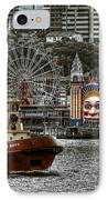 Under The Bridge IPhone Case by Wayne Sherriff