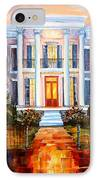 Uptown Tonight IPhone Case by Diane Millsap