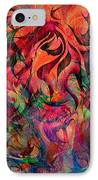 Urn Of The Fire IPhone Case by Rachel Christine Nowicki