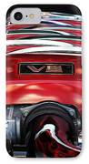 V8 IPhone Case by John Rizzuto