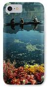 Vale Of Kashmir IPhone Case