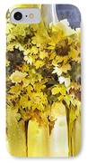 Vases Full Of Blooms    IPhone Case