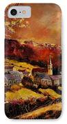 Vencimont Village Ardennes  IPhone Case