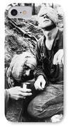 Vietnam War Medic 1966 IPhone Case