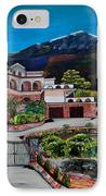 Villa Maria IPhone Case by Patti Schermerhorn