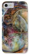 'visions Of Eight' IPhone Case by Michael Lang