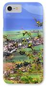 Volcano Viewed From Brimstone Hill IPhone Case by Thomas R Fletcher