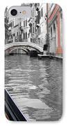 Voyage Of Venice IPhone Case