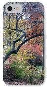 Watercolor Forest IPhone Case by Lorraine Devon Wilke