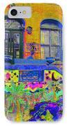 Wax Museum Harlem Ny IPhone Case