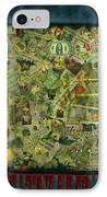 We Don't See The Whole Picture IPhone Case by James W Johnson