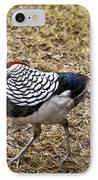 Well Plumed Bird IPhone Case