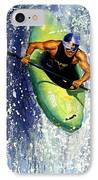 Whitewater Kayaker IPhone Case