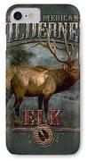 Wilderness Elk IPhone Case by JQ Licensing