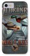 Wilderness Mallard IPhone Case
