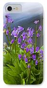 Wildflower Cascade IPhone Case by Mike  Dawson