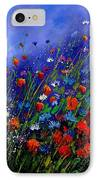 Wildflowers 78 IPhone Case