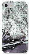 Winter In Shenandoah IPhone Case by Thomas R Fletcher