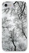 Winter Sky IPhone Case