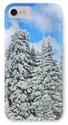 Winterscape IPhone Case